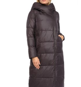 Зимнее пальто на биопухе IF8931S