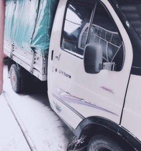 Газель фургон,