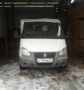 Продается Газ-3302(Хлебный фургон)