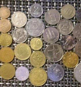 Иностранные монеты и банкноты (продажа или обмен)