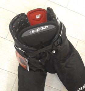 Хоккейные защитные шорты новые!