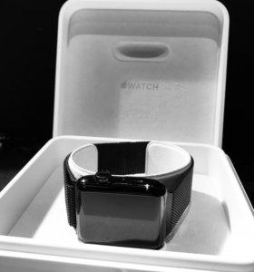 Apple Watch 2 Серии (42 mm, Стальной корпус)