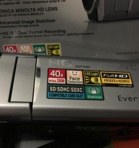 HD Everio видео камера