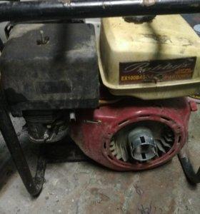 Двигатель бензиновый 4х тактный робикс:в40: японск