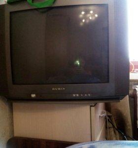 Телевирор RUBIN