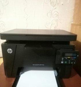 МФУ HP Color LaserJet Pro MFP 176