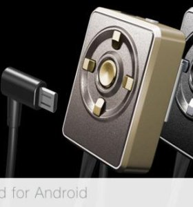 Цап (Hi-Res DAC for Android Elecom EHP-AHR192GD)