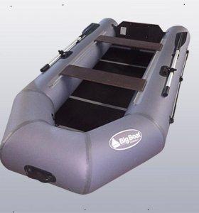 Новая лодка BigBoat 310T