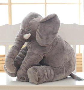 Подушка Слон 60см