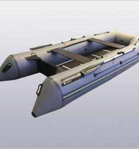 Новая лодка Воряг380 (50 балон)