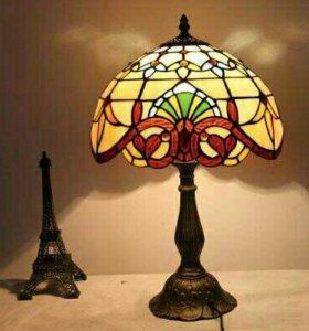 Новая лампа Тиффани