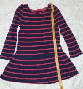 Платья для девочки🐚 4-5лет 100 рост