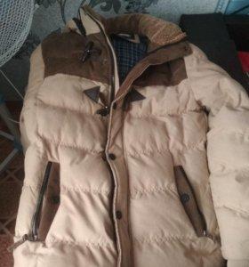 Продам мужскую зимнюю куртку