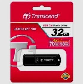 Флешка Transcend USB 3.0