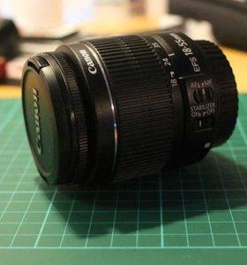 Объектив Canon EF-S 18/55
