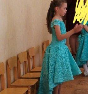 Платье для выпускного и других праздников)