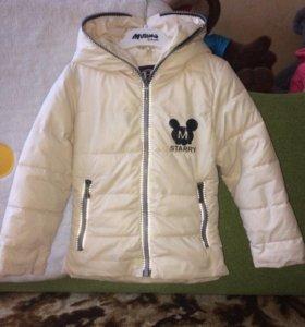 Куртка на весну р,98-104