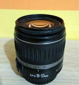 Canon ef-s 18-55mm II KIT