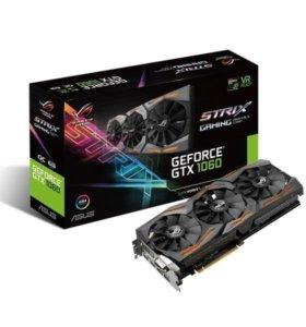 GTX ASUS STRIX 1060 6gb
