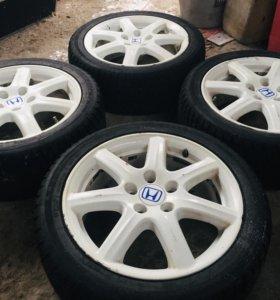 Оригинальные колёса 5/114.3 R17
