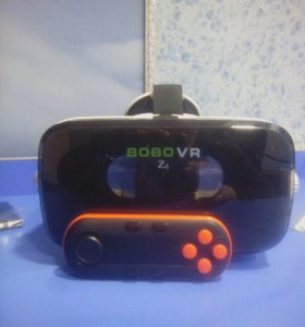 Очки виртуальной реальности. Bobovr.