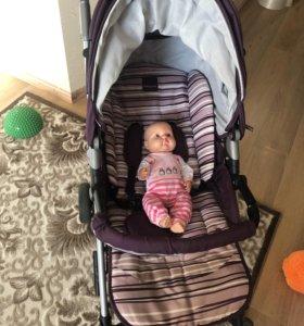 Коляска прогулочная BABY CARE gt 4 plus