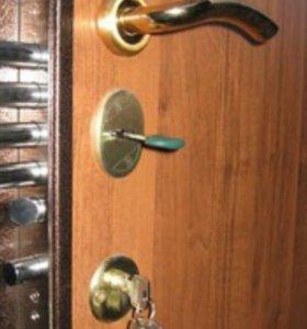 Ремонт и замена замков на входных дверях