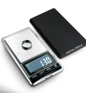 Весы карманные до 300г точность 0.01г