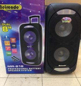 Мeirende MR-818 акустическая колонка
