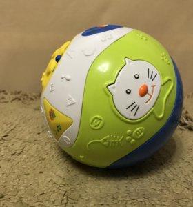 Музыкальный мяч шар