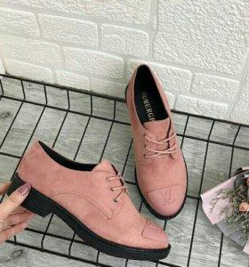 Новые туфли все размеры