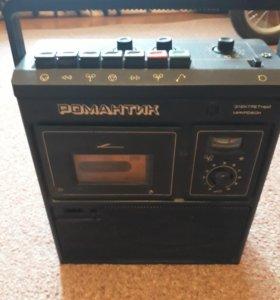 Магнитофон СССР