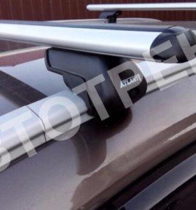 Багажник для Hyundai Santa Fe (Хендай)