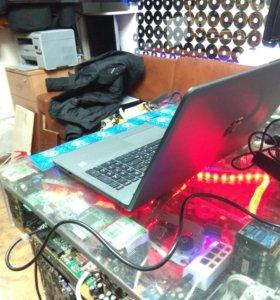 Ноутбук HP. Гарантия, Доставка