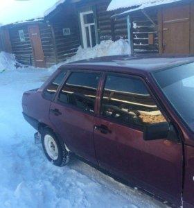 ВАЗ (Lada) 21099, 1997