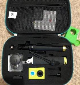 Xiaomi Yi action camera. Travel edition.