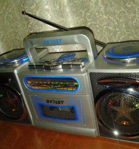 Магнитофон Syiist, радио FM