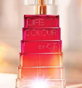 Парфюмерная вода Life Colour Avon от Kenzo 50мл