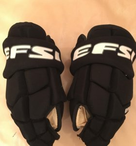 """Хоккейные перчатки(краги) Efsi 13"""" 33см."""