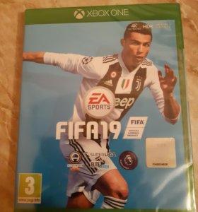 Игра FIFA19