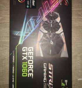 Asus gtx 1060 6gb strix gaming