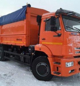 КАМАЗ 6520-6030-73 самосвал Евро 4 2013год