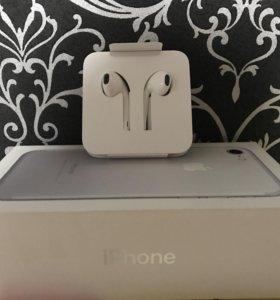 Наушники Apple EarPods новые