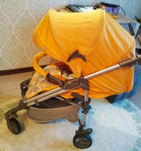 Детская коляска трость Happy Baby