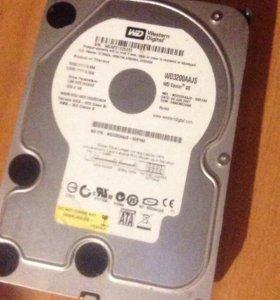 Жёсткий диск на 320кб