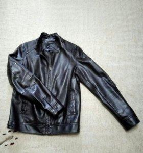 Куртка кож.