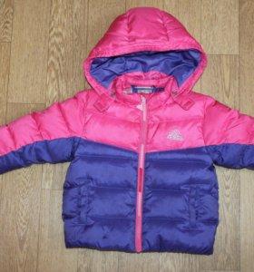 куртка для девочки ( Adidas )