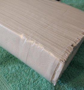 Листовые полотенца для диспенсеров