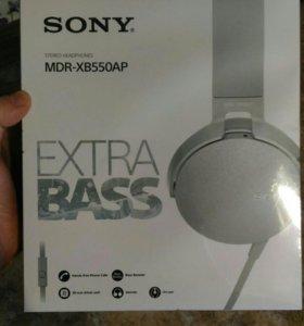 Sony MDR-XB550AP (проводные наушники)