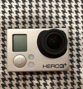 Go Pro Hero 3 + Black Edition